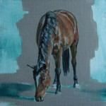 Grazing I SOLD