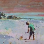 Fishing Boy SOLD