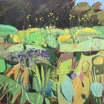 Merton Borders, Oxford Botanic Garden IV SOLD