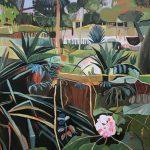 Le Jardin Secret with Agave
