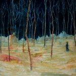 Velvet Sky (Tree Lights)